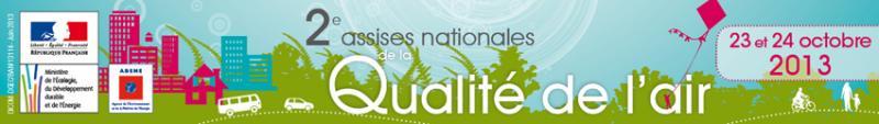 2e assises annuelles de la qualité de l'air